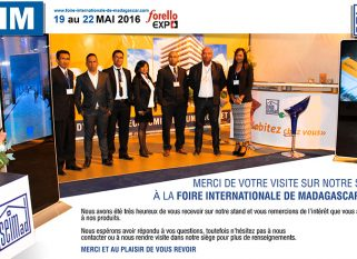 Seimad, parmi les participants pendant la FIM 2016