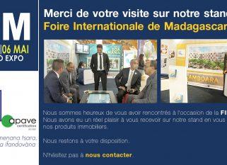 Participation à la FIM 2018