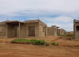 Visite de chantier à Betsizaraina (17/01/20)