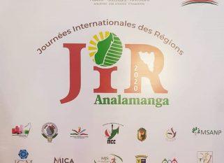 Journées Internationales des Régions